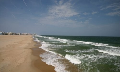 Ocean City, Maryland Beach