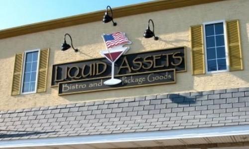 Exterior of Liquid Assets