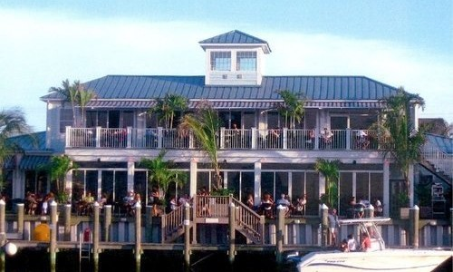 Exterior of Waterfront Sunset Grille