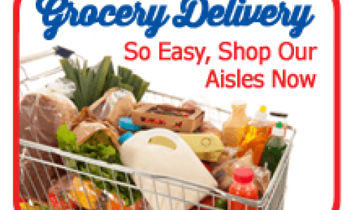Grocery Delivery So Easy, Shop Our Aisles Now