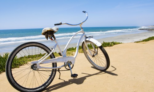 beach cruiser bike _75882037.jpg